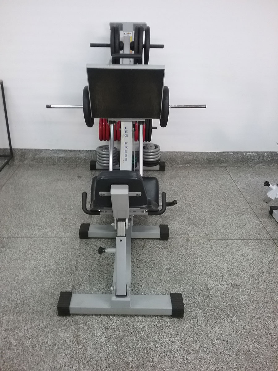 Leg Press 45º disco anilhado