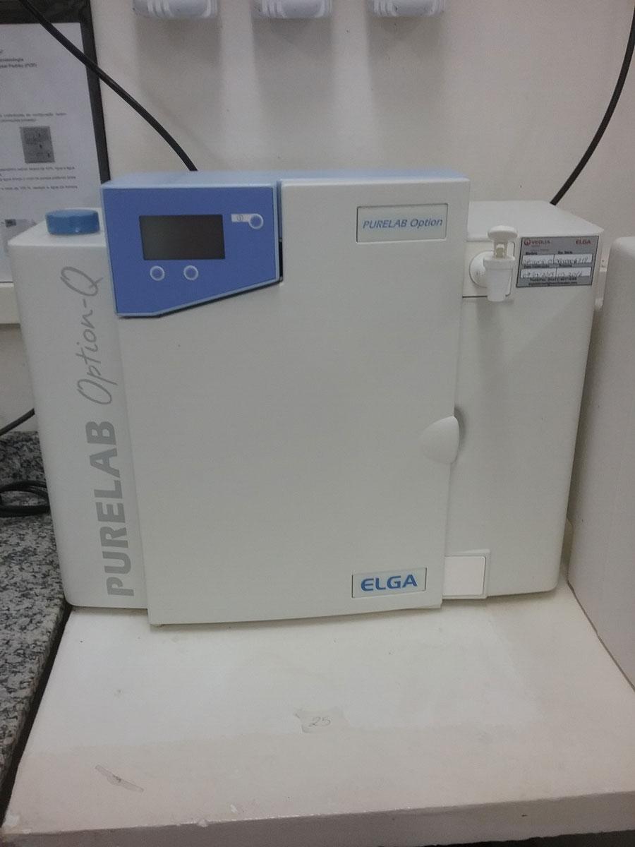 Purelab Option (Purificador de água