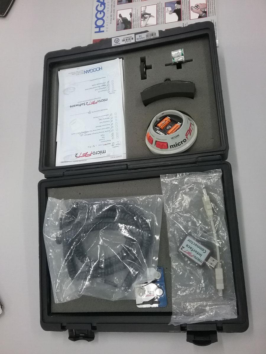 Dinamômetro portatil
