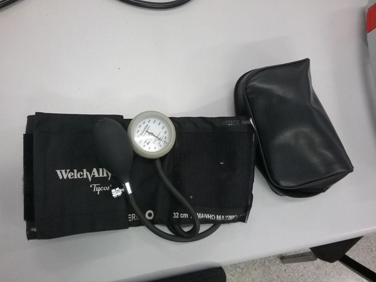 Esfigmomanômetr