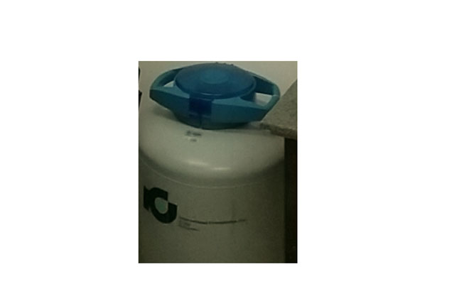 Refrigerador de nitrogenio