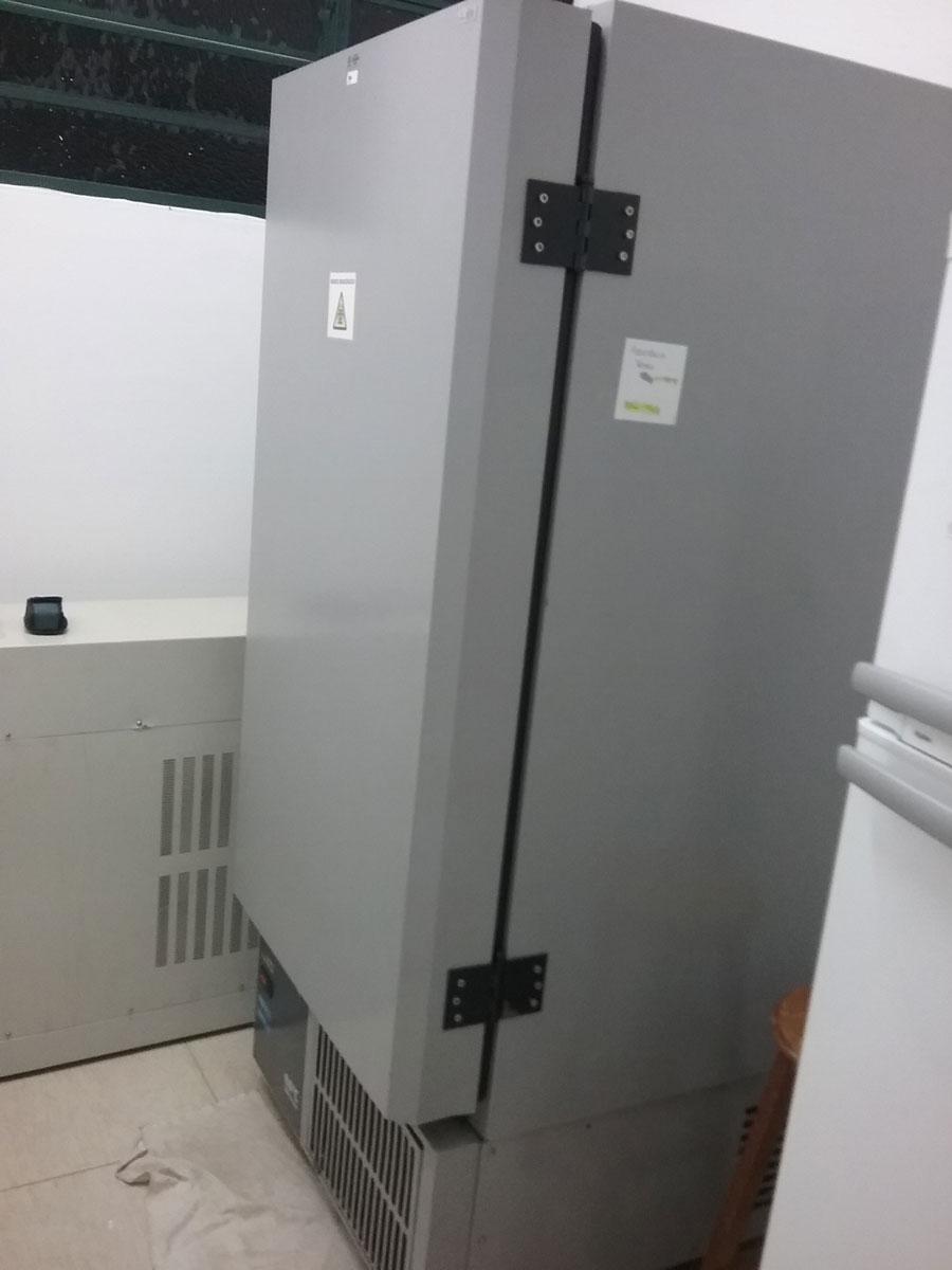 Freezer - 80º
