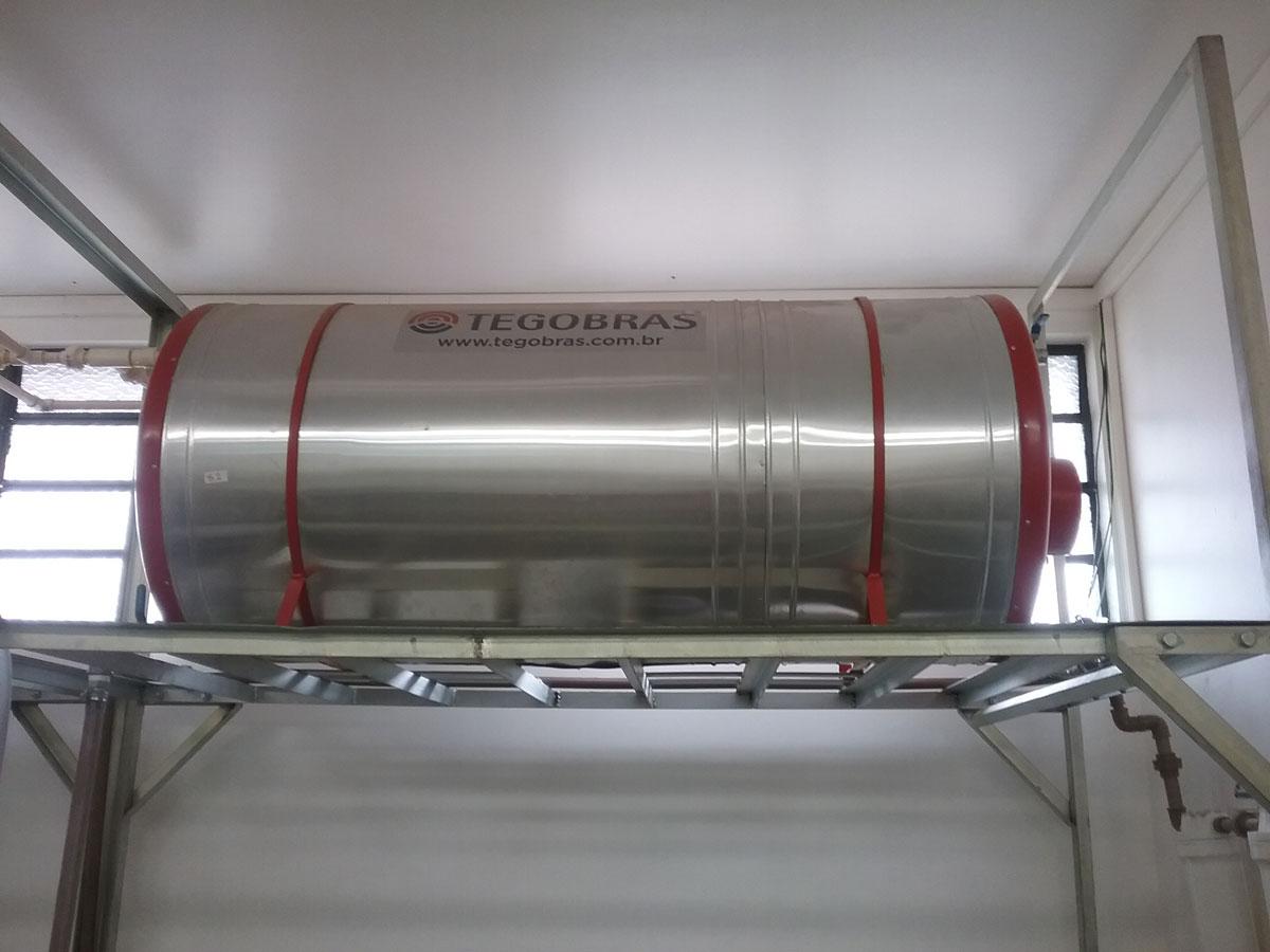 Aquecedor de água boiler elétrico